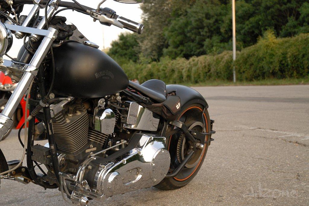 Моторът на Грапчо