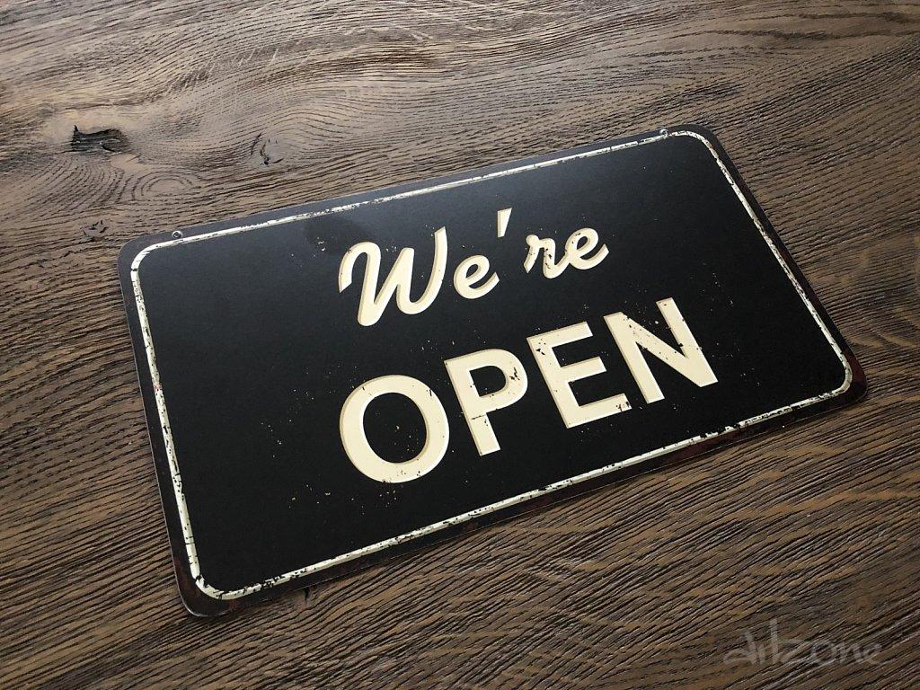 Табела Отворено - Затворено